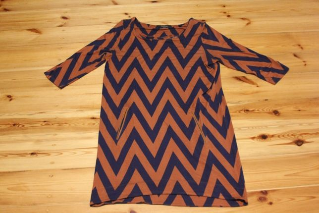 Sukienka Reserved z kieszonkami rozm. L