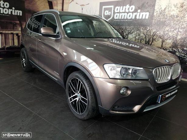 BMW X3 30 d xDrive Auto