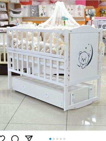 Детская кровать, кровать для новорожденного
