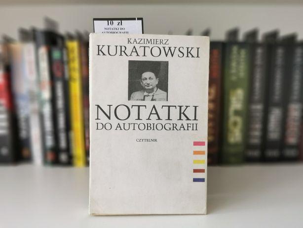 Notatki do autobiografii - Kazimierz Kuratowski