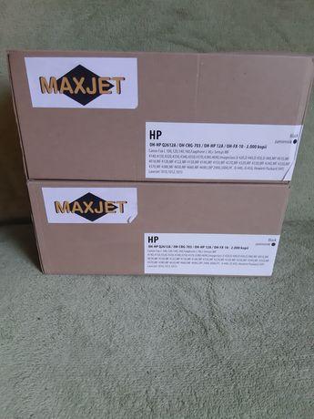 Toner MAXJET ZAMIENNIK HP LaserJet 1010, 1012, 1015, czarny