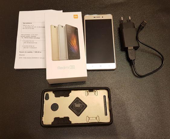 Xiaomi Redmi 3S Wersja 3GB/32MB Złoty