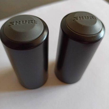 Крышки блока питания  Shure Pgx24 . Slx24. SM58. Beta58 ,цена за обе