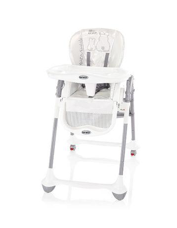 Cadeira da papa da Brevi modelo BIANCONIGLIO