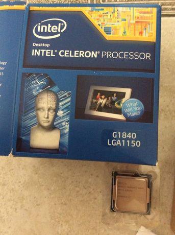 Процессор Intel с системой охлажденияLGA1150