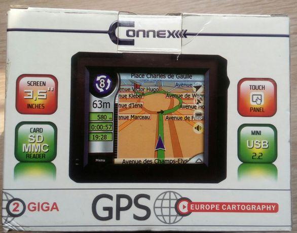 GPS nawigacja nowa