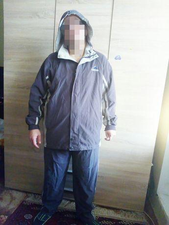 Комплект спортивной мужской одежды костюм Adidas ХХЛ оригинал