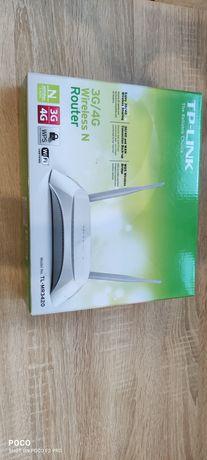 Sprzedam router TL-MR3420 plus modem 4G USB