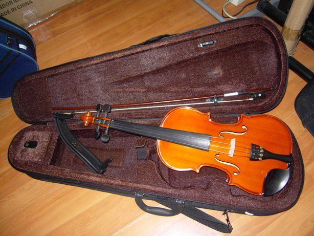 Violino Kreutzer 3/4 c/ Almofada