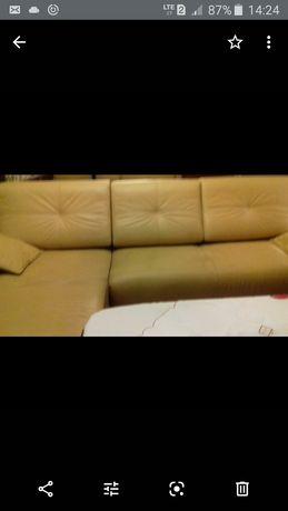 kanapa naroznikowa skorzana
