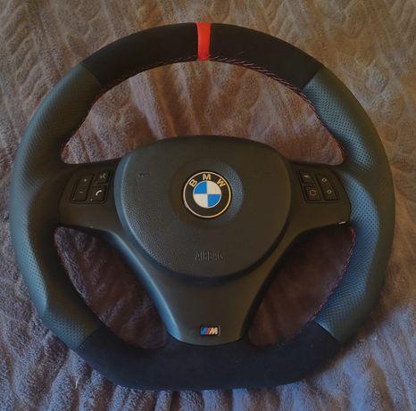 Kierownica BMW E90 E91 E92 E87 E81 multifunkcja m pakiet