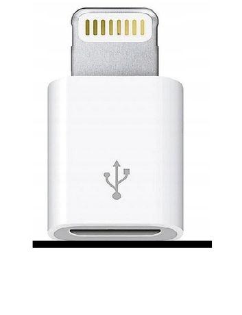 Przejściówka Adapter MICRO USB LIGHTNING do iPhone