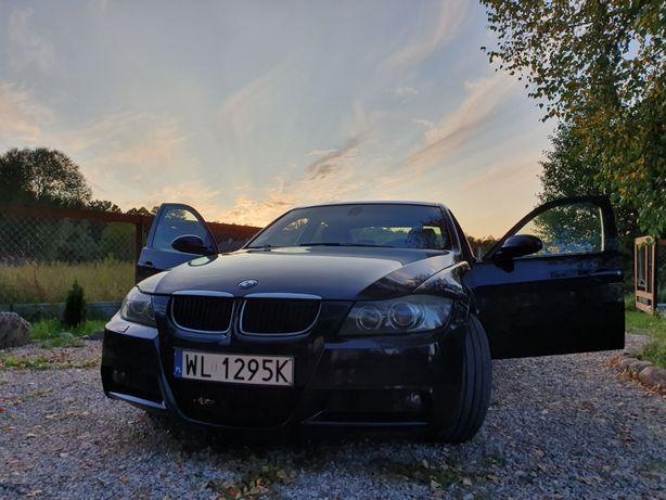 BMW e90 M pakiet