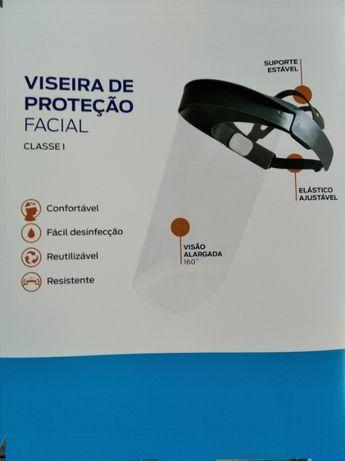 Viseira de Proteção facial covid19