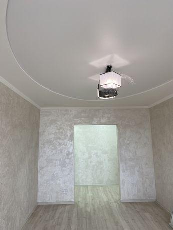 Трех комнатная квартира с ремонтом