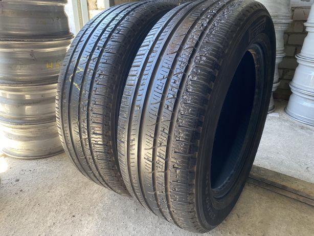 6.5mm 235/60 R18 Pirelli Scorpion Verde Шины всесезонные бу