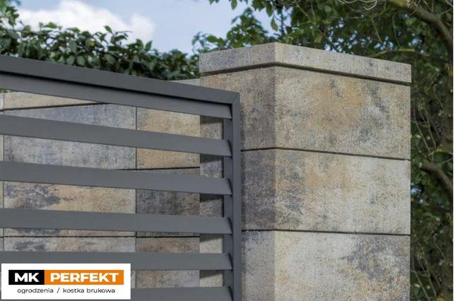 Ogrodzenie Roma 50 PIRYT JONIEC Nowoczesne Ogrodzenia MK Perfekt