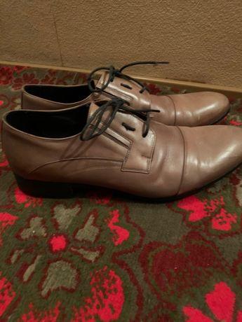 Туфли Badura польские натуральная кожа