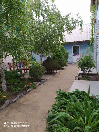 Отдых в Урзуфе в уютном дворике