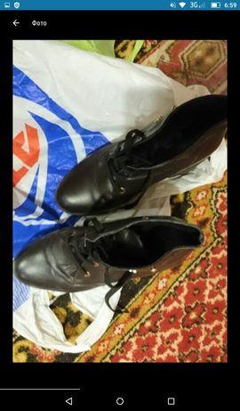 Ботинки осень и Деми