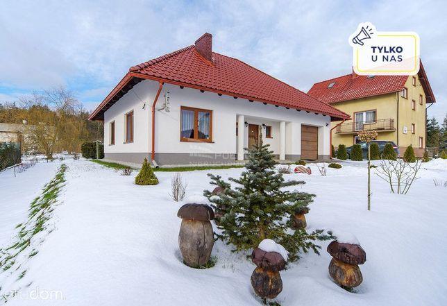 Komfortowy dom w samym sercu Kaszub