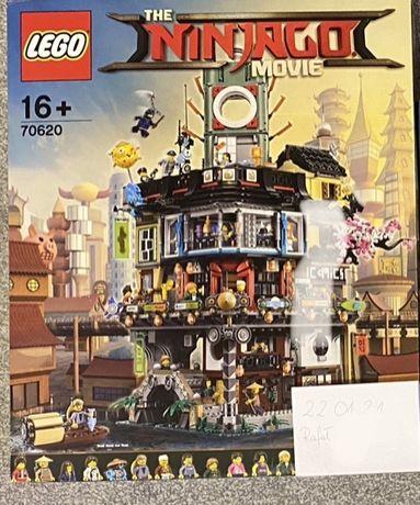 Lego Ninjago City Miasto 70620 NOWE