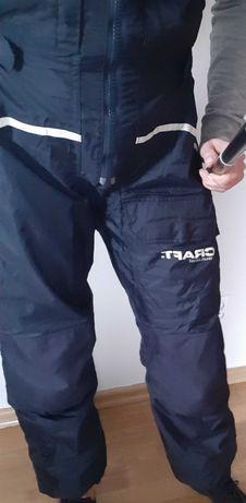 CRAFT XS spodnie narciarskie szelki damskie zimowe