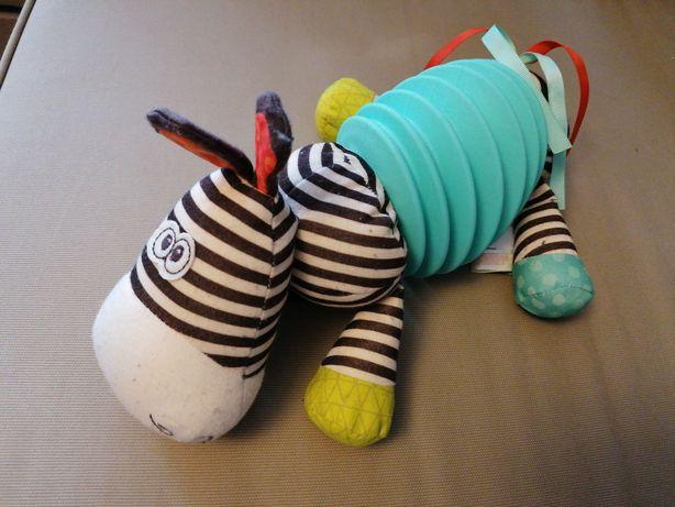 Zebra harmonijka do ciągnięcia Squeezy Zeeby. Przesyłka 1 zł