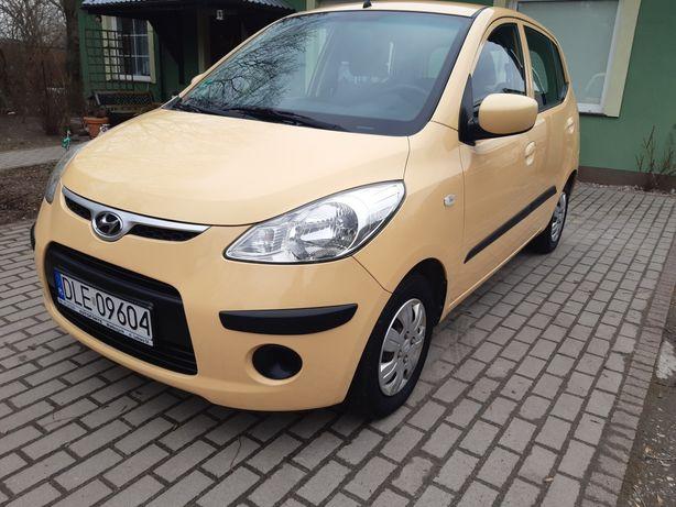 Hyundai i10 1.1b 1-właściciel  salon Polska ,Klima