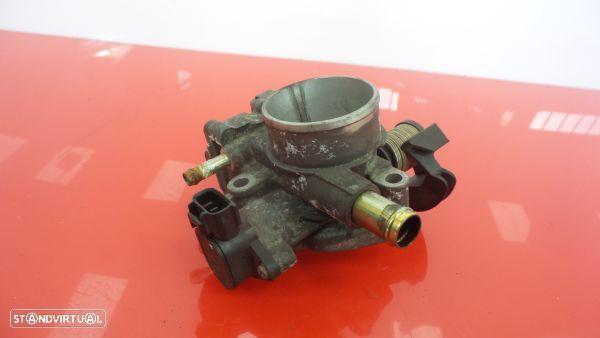 Borboleta Da Admissão Toyota Corolla Compact (_E11_)