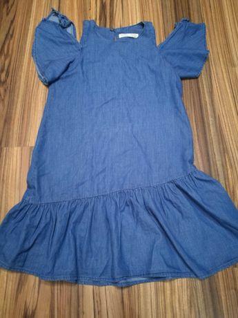 Sukienka boho Zara 140.