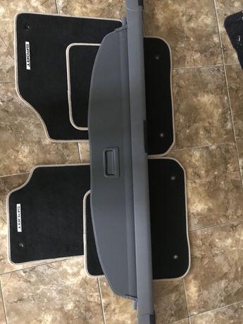 Discovery Sport коврики, ролета (поличка) багажника