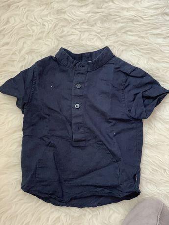 Camisa boboli 18 meses