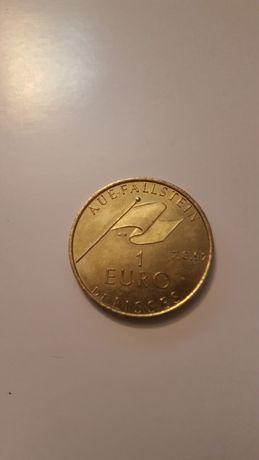 Продам юбилейную монету 1 евро