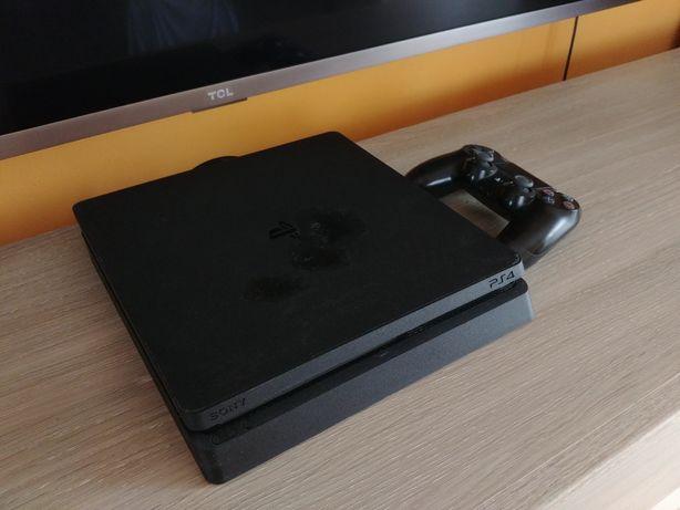 Playstation 4 slim 1TB ORYG PAD najtaniej! Super cicha.