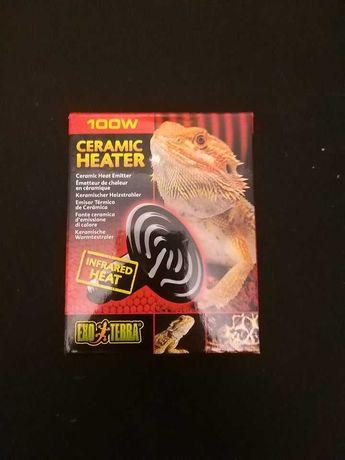 ceramic heater exoterra