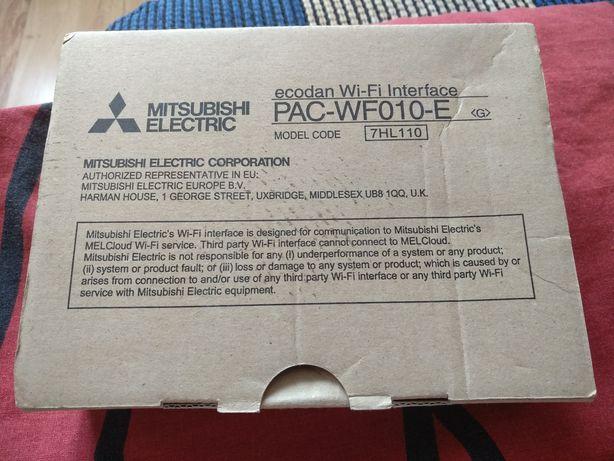 Mitsubishi Electric Ecodan Wi-Fi Interfejs PAC-WF010-E