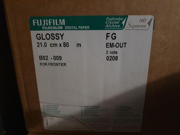 Papier Fuji do minilabu