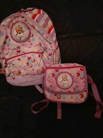 Plecak + torebka Diddlina dla dziewczynki
