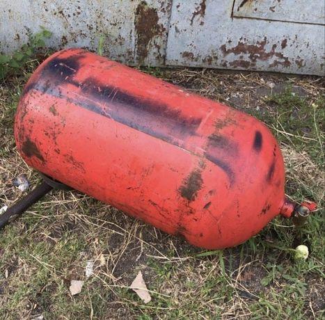 Балон метан