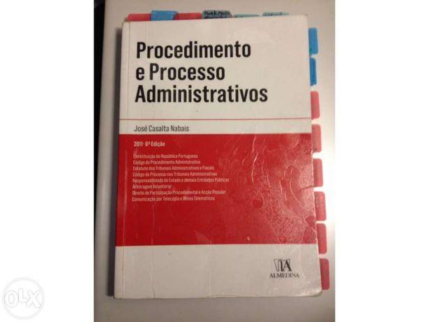 Códigos de Procedimento e Processo Administrativo