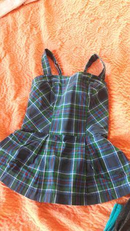 Ubranka dla dziewczynki 4 - 6 lat.