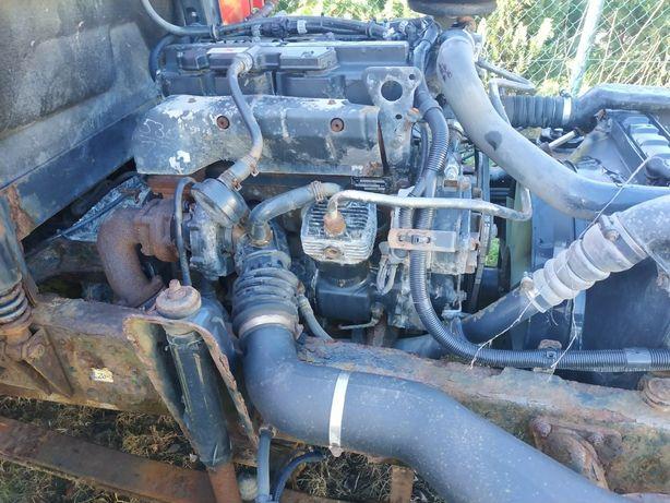 Мотор Двигатель МАН D0824 4.6л 163лошадиных сили.