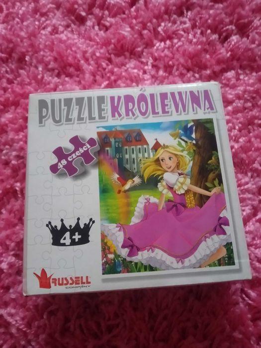 Puzzle dla dziewczynki 4+ , 48 elementów Olkusz - image 1
