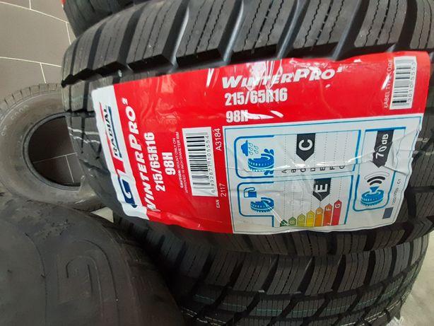 Opony NOWE GT RADIAL Winter Pro2 215/65 R16