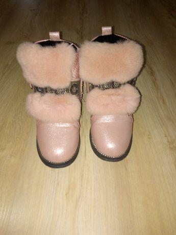 Зимові чобітки (р31)