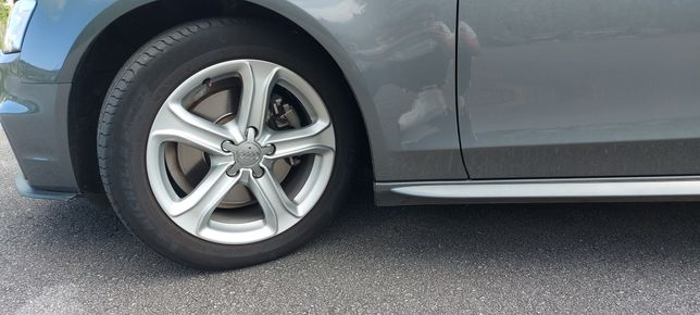 Jantes Audi A4 Avant R17