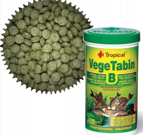 Tropical vegetabin - 100 sztuk tabletek