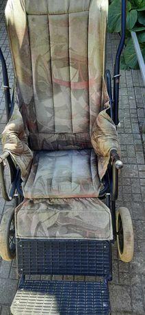 Spacerówka dla osoby niepełnosprawnej