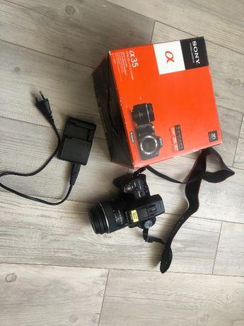 Фотоаппарат Sony a35
